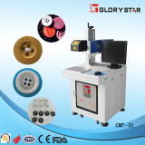 Маркировка лазера пробки металла СО2 и автомат для резки (CMT-30)