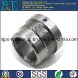 Peça feita sob encomenda profissional da máquina de giro do CNC do aço inoxidável