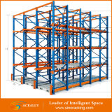 Rack에 있는 Industrial Adjustable Warehouse Steel Drive