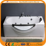 Ce ISO9001 Rectangle Indoor Whirlpool Bathtub met Glass (cl-320)