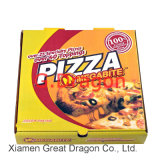 Spanplatte-Pizza-Kasten-Ecksperrung für Härte (PIZZ014)