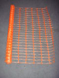 1 * 50m Orange HDPE Safety Mesh para Dubai Wholesale Market