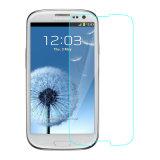 El alto protector transparente de la pantalla para Samsung S4