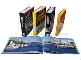 Цветастая оптовая продажа печатание резервирования книга в твердой обложке высокого качества 2016