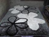 Pequeña alfombra de la seda de la flor