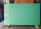vidrio endurecido frita de cerámica del color de 4m m para la tarjeta de escritura