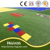 Gazon artificiel de PPE de fabrication professionnelle de Chinois pour le jardin