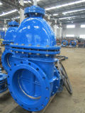 Gangbetriebenes Big Size Metal Seated Gate Valve mit Ce/Wras