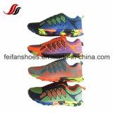 De nieuwe Loopschoenen van de Schoenen van de Sport Flyknit van het Ontwerp Comfortabele Toevallige voor Mensen