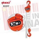 Bloco de polia Chain elétrico da alta qualidade 1.5t com o trole para a venda Kixio