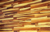 Natural Entorno de múltiples capas de madera maciza