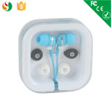 Custom colorido EarPods Super Bass auriculares para MP3 / 4 iPhone iPod