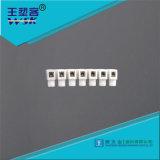 10 Klemmenleiste-Draht-Plastikverbinder Wsk-Tb010 des Stiftweißer Nylon-PA66
