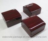 Rectángulo pendiente de madera modificado para requisitos particulares de la impresión de la insignia