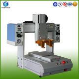Máquina adhesiva conductora del dispensador del pegamento de la EMI de la silicona sólida del pegamento