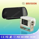View lateral Camera com visão noturna