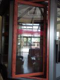 Vinilo económico del PVC plegable la puerta interior Bifold