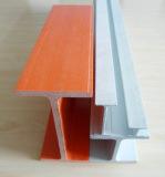 Fiberglas Pultruded Profile, FRP/GRP H-Beamformen