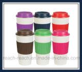 450ml Double Wall Plastic Coffee Travel Mug (R-2293)