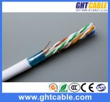 ネットワークCable/LANケーブル屋内UTP Cat6e CCAのケーブル