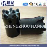 32-42 millimètres morceau de foret conique 7 par degrés de bouton de roche