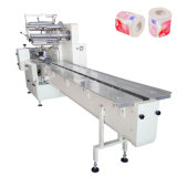 Single Roll Toilet Roll Paper Packing Machineのための洗面所Tissue Packing Machine