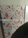 Painel de parede do PVC que faz a máquina
