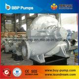 Pompe centrifuge horizontale de double aspiration de cas de fractionnement
