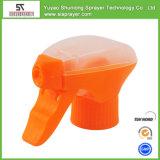 Pulvérisateur de déclenchement avec le ressort en plastique