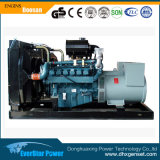 600kVA Doosan Diesel Generator Powered durch Engine P222le