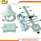 aumentador de presión móvil de la señal del teléfono celular del G/M 850MHz del aumento 65dB