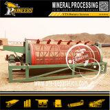 Kleine Drehbildschirm-Erzaufbereitung-Maschinen-Goldförderung-Wäsche-Pflanze