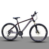 '' bicicleta 26 com Lockable Suspension Fork