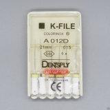 Dentsply зубоврачебное Endo Protaper хранит всеобщей #15 используемое рукой 21mm