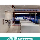 Mobília UV barata por atacado do gabinete de cozinha (AIS-K073)