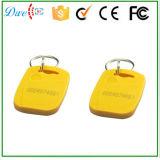 Étiquette Tk4100/Em4100 de l'IDENTIFICATION RF Keyfob/RFID pour le contrôle d'accès