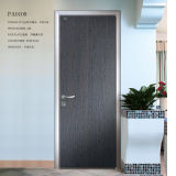 Moderne Schwingen-Tür, festes Holz-Tür, Melamin-bündige Tür