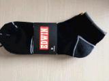 Drei Arten der Mann-Sport-Socken