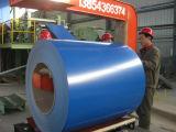 Основной цвет стального листа качества PPGI покрыл стальную катушку для материалов Buidling