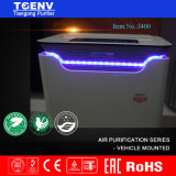 HEPA&ActivatedカーボンフィルターCj1024が付いている家庭用電化製品の空気清浄器
