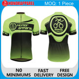 Kundenspezifisches Sublimation-Fluoreszenz Honorapparel Team-Fahrrad-einen.Kreislauf.durchmachenabnutzung