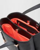 方法女性の形PUの革ハンドバッグ