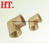 Ajustage de précision en laiton femelle en laiton modifié de l'ajustage de précision de pipe de coude de 90 degrés TNP