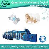 Type normal professionnel machine de couche-culotte de bébé avec GV (YNK300)