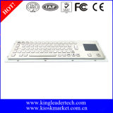 Touchpad를 가진 위원회 Mount 64 Keys Metal Keyboard