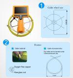 産業水中管の点検カメラCCTVの下水道の点検カメラシステム