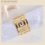 Metallo Napkin Ring per Wedding