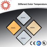 600*600mm 36W-40W LED 위원회