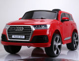 2016 New Kid Licensed Ride on Car Toy Audi Q7 Open Door