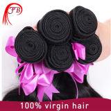 Tessuto malese dei capelli del Virgin libero dei capelli umani del prodotto chimico